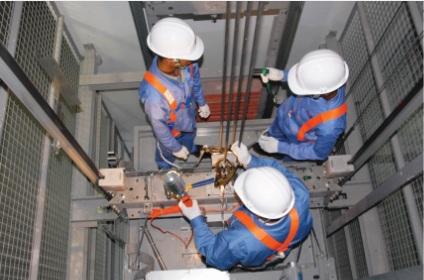 thang máy cần được bảo trì thường xuyên để đả được sự an toàn và họat động bền bỉ.