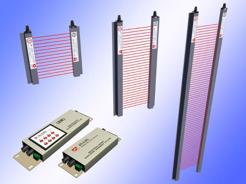 bộ cảm ứng photocell thang máy
