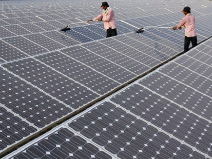 thang máy năng lượng mặt trời