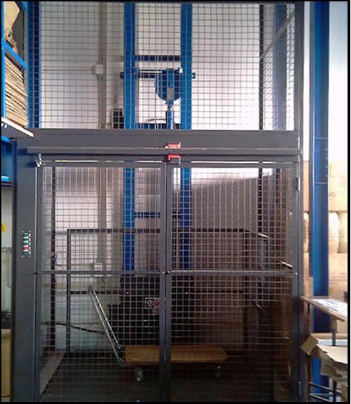 thang máy chở hàng